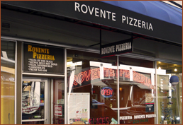 Roventes Pizza Delivery in Portland, OR
