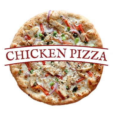 Chicken Pizzas