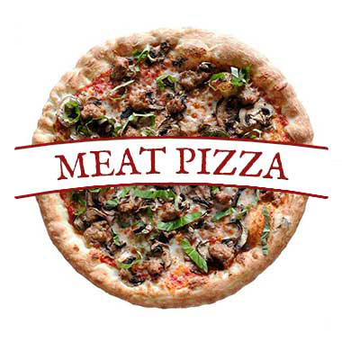 Meat Pizzas